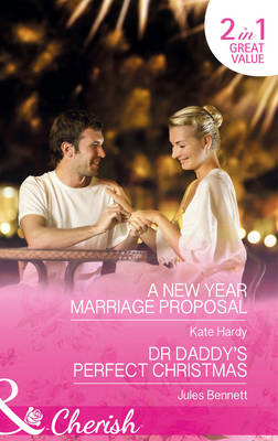A New Year Marriage Proposal - Mills & Boon Cherish (Paperback)