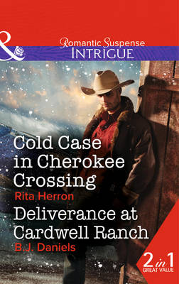 Cold Case in Cherokee Crossing - Mills & Boon Intrigue (Paperback)