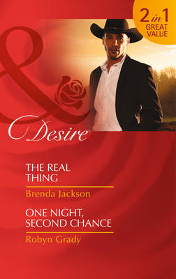 The Real Thing - Mills & Boon Desire (Paperback)