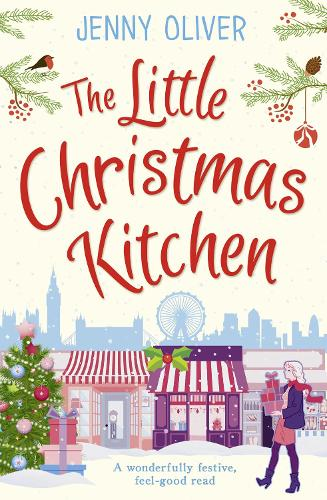 The Little Christmas Kitchen (Paperback)