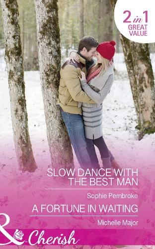 Slow Dance With The Best Man: Slow Dance with the Best Man (Wedding of the Year, Book 1) / a Fortune in Waiting (the Fortunes of Texas: the Secret Fortunes, Book 1) (Paperback)