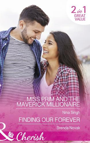 Miss Prim And The Maverick Millionaire: Miss Prim and the Maverick Millionaire (9 to 5, Book 57) / Finding Our Forever (Silver Springs, Book 1) (Paperback)