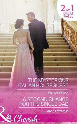 The Mysterious Italian Houseguest: The Mysterious Italian Houseguest (Summer at Villa Rosa, Book 2) / a Second Chance for the Single Dad (Matchmaking Mamas, Book 23) (Paperback)