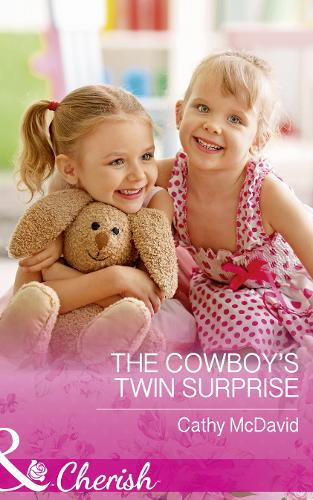The Cowboy's Twin Surprise - Mustang Valley 10 (Paperback)