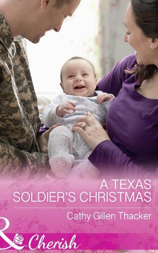 A Texas Soldier's Christmas - Texas Legacies: The Lockharts 5 (Paperback)