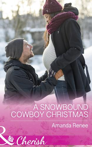 A Snowbound Cowboy Christmas - Saddle Ridge, Montana 2 (Paperback)