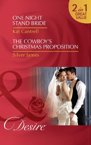 One Night Stand Bride: One Night Stand Bride (in Name Only, Book 2) / the Cowboy's Christmas Proposition (Red Dirt Royalty, Book 7) (Paperback)