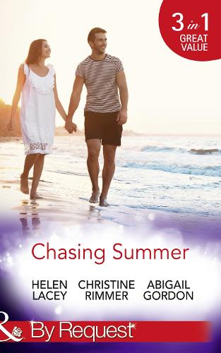 Chasing Summer: Date with Destiny / Marooned with the Maverick / a Summer Wedding at Willowmere (Paperback)