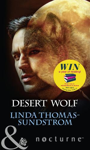 Desert Wolf (Paperback)
