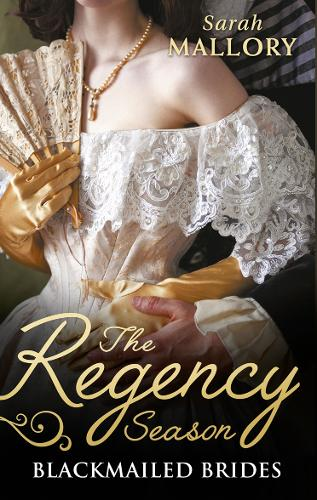 The Regency Season: Blackmailed Brides: The Scarlet Gown / Lady Beneath the Veil (Paperback)