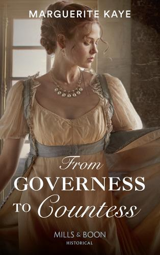 From Governess To Countess - Matches Made in Scandal 1 (Paperback)