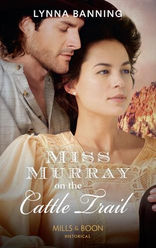 Miss Murray On The Cattle Trail (Paperback)