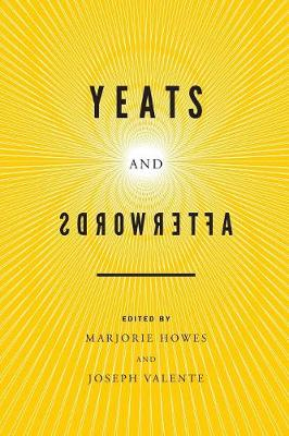 Yeats and Afterwords (Paperback)
