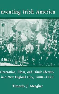 Inventing Irish America: Generation, Class and Ethnic Identity in a New England City - Irish in America (Hardback)