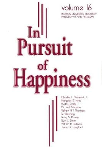 Indecent Liberties - Boston University Studies in Philosophy & Religion (Paperback)