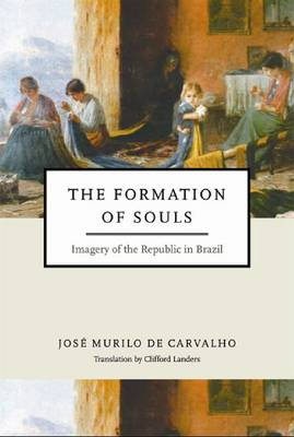 The Formation of Souls: Imagery of the Republic in Brazil (Paperback)