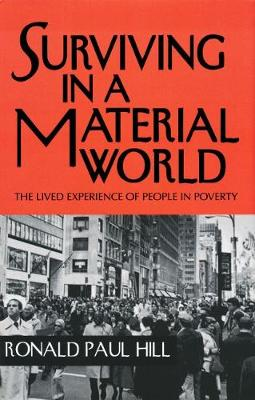 Surviving in a Material World: The Lived Experience of People in Poverty (Hardback)