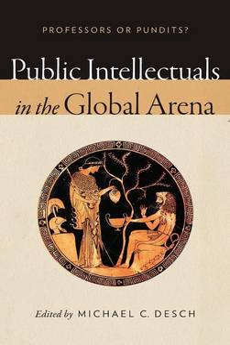Public Intellectuals in the Global Arena: Professors or Pundits (Hardback)