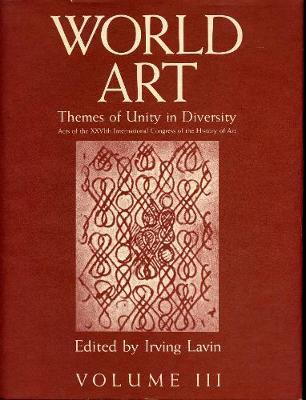 World Art: 3 vols: Themes of Unity in Diversity (Hardback)