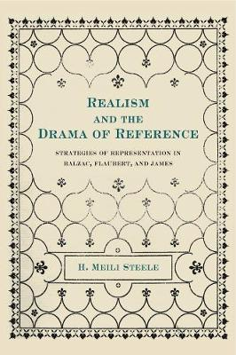 Realism and the Drama of Reference: Strategies of Representation in Balzac, Flaubert and James (Hardback)