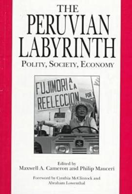 The Peruvian Labyrinth: Polity, Society, Economy (Paperback)