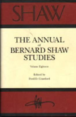 Annual of Bernard Shaw Studies (Hardback)