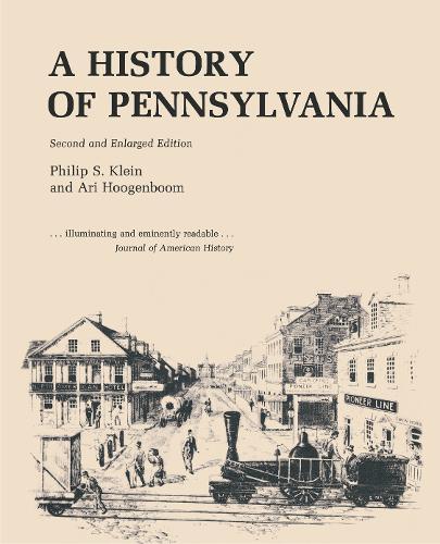A History of Pennsylvania (Paperback)