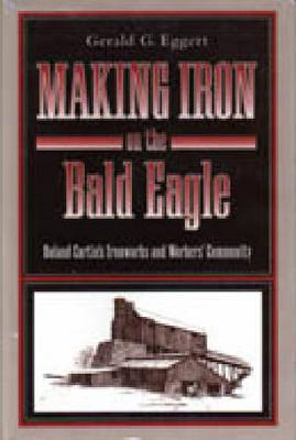 Making Iron on the Bald Eagle: Roland Curtin's Ironworks and Workers' Community - Keystone Books (Hardback)