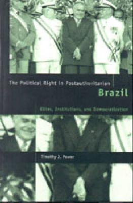 The Political Right in Postauthoritarian Brazil: Elites, Institutions, and Democratization (Paperback)