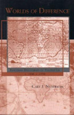 Worlds of Difference: European Discourses of Toleration, c. 1100-c. 1550 (Paperback)
