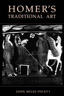 Homer's Traditional Art (Paperback)