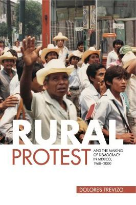 Rural Protest and the Making of Democracy in Mexico, 1968-2000 (Paperback)