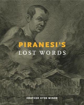 Piranesi's Lost Words (Hardback)