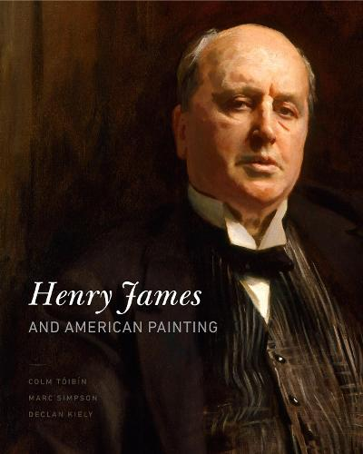 Henry James and American Painting - Penn State Series in the History of the Book (Hardback)