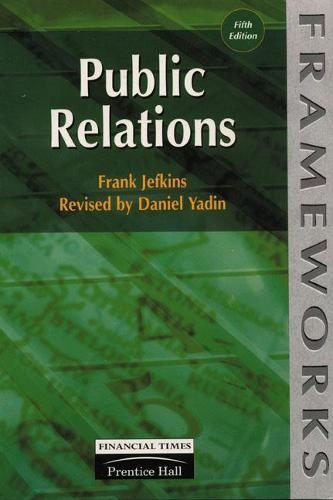 Public Relations - Frameworks Series (Paperback)