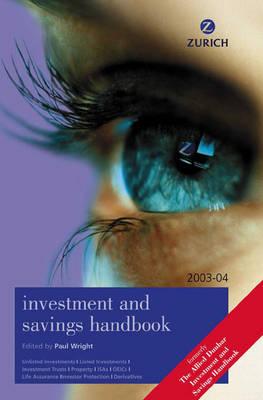 Zurich Investment & Savings Handbook 2002/2003 (Paperback)