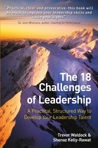 The 18 Challenges of Leadership: A practical, structured way to develop your leadership talent (Paperback)
