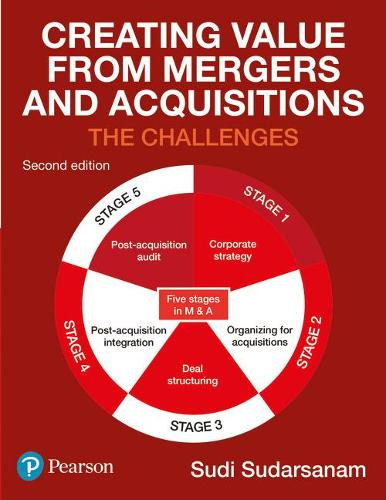 Creating Value from Mergers and Acquisitions (Paperback)