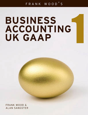 Business Accounting UK GAAP Volume 1 (Paperback)