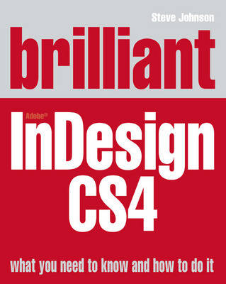 Brilliant InDesign CS4 (Paperback)