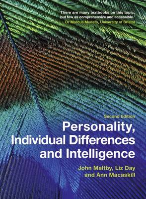 Personality, Individual Differences and Intelligence (Paperback)
