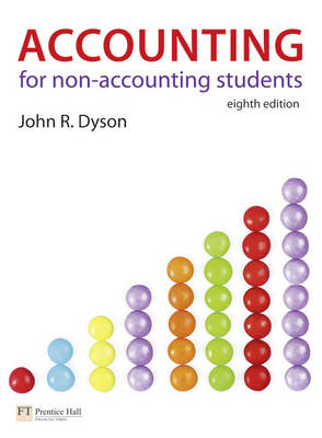 Accounting for Non-Accounting Students (Paperback)