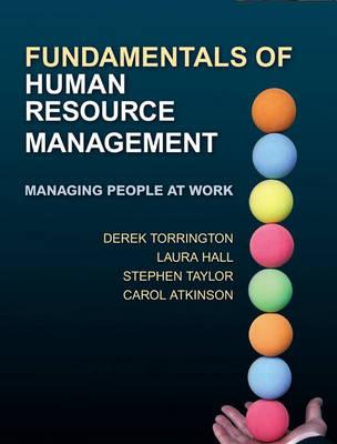 Fundamentals of Human Resource Management plus MyManagementLab access code