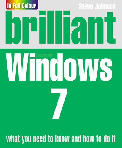 Brilliant Windows 7 (Paperback)