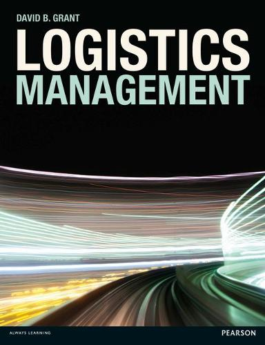 Logistics Management (Paperback)