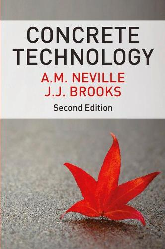 Concrete Technology (Paperback)