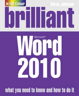Brilliant Word 2010 (Paperback)
