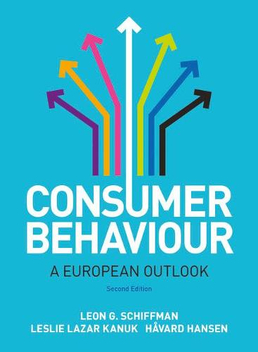 Consumer Behaviour: A European Outlook (Paperback)