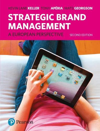Strategic Brand Management: A European Perspective (Paperback)