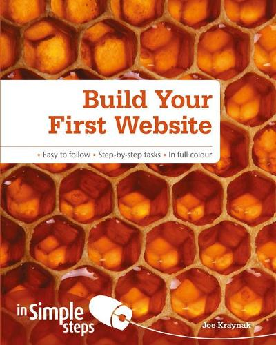 Build Your First Website In Simple Steps (Paperback)